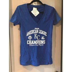 NWT Women's Royals Shirt- Medium